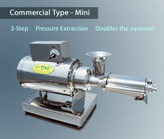 Angel Commercial Juicer - Mini Type 3 step Pressure Extraction