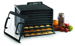 Excalibur Digital Food Dehydrator 3948CDB with Clear Door