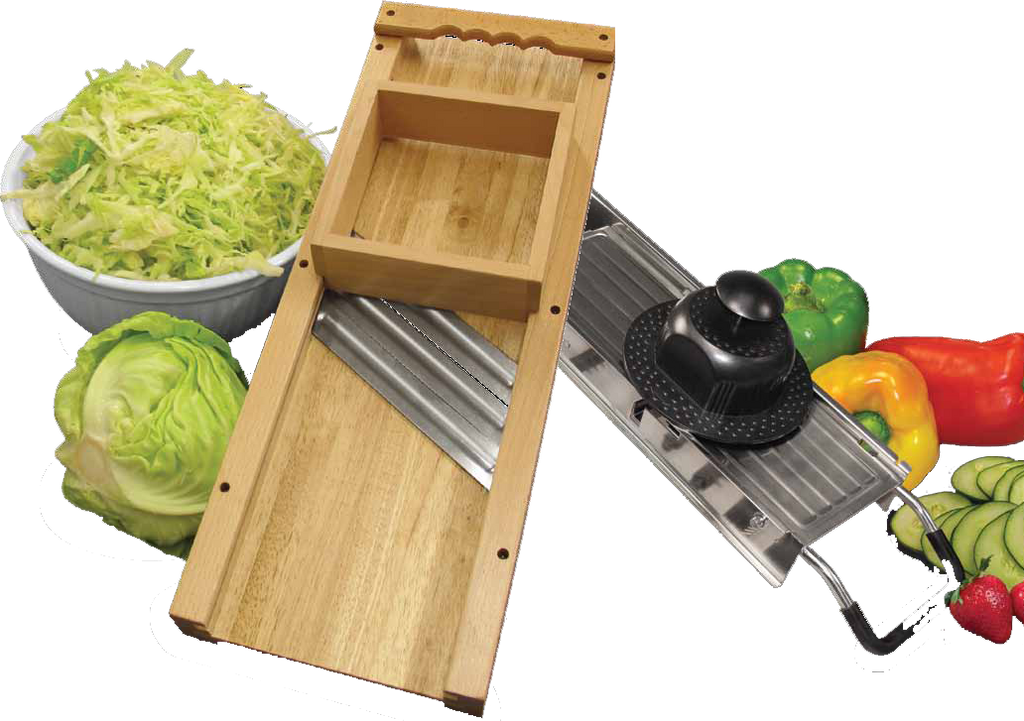 Weston Heavy Duty Slaw Board Cabbage Shredder