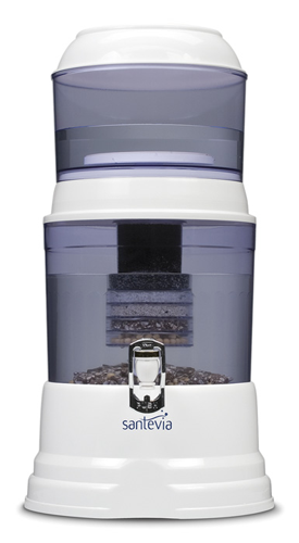 Santevia gravity Water Purification Systems