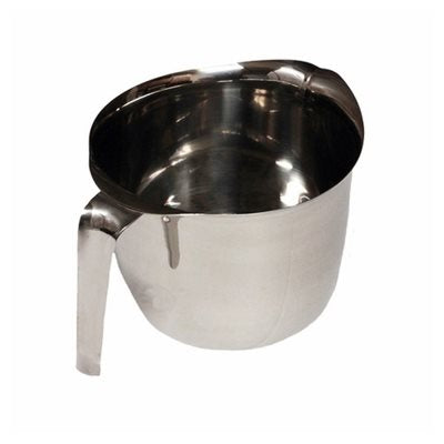 Angel Stainless Steel Juice Collecting Bowl with Handle