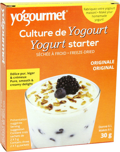 Yogourmet Original Yogurt Culture