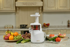 GREENIS, JUICE ALL MULTI VERT JUICER 9008 Smoothie Maker, Nut Grinder, SLOW JUICER