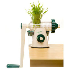 Lexen Manual Healthy Wheatgrass  Juicer