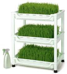 Sproutman's Soil-Less WHEATGRASS GROWER