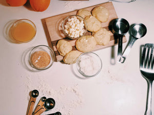 Orange Cream Cookies to Enjoy With Sunshine