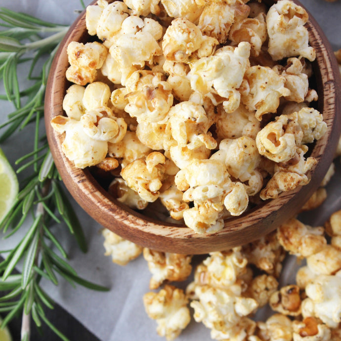 Sweet & Spicy Cajun Popcorn