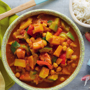 Vindaloo Squash Curry