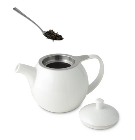 teapots with infusers