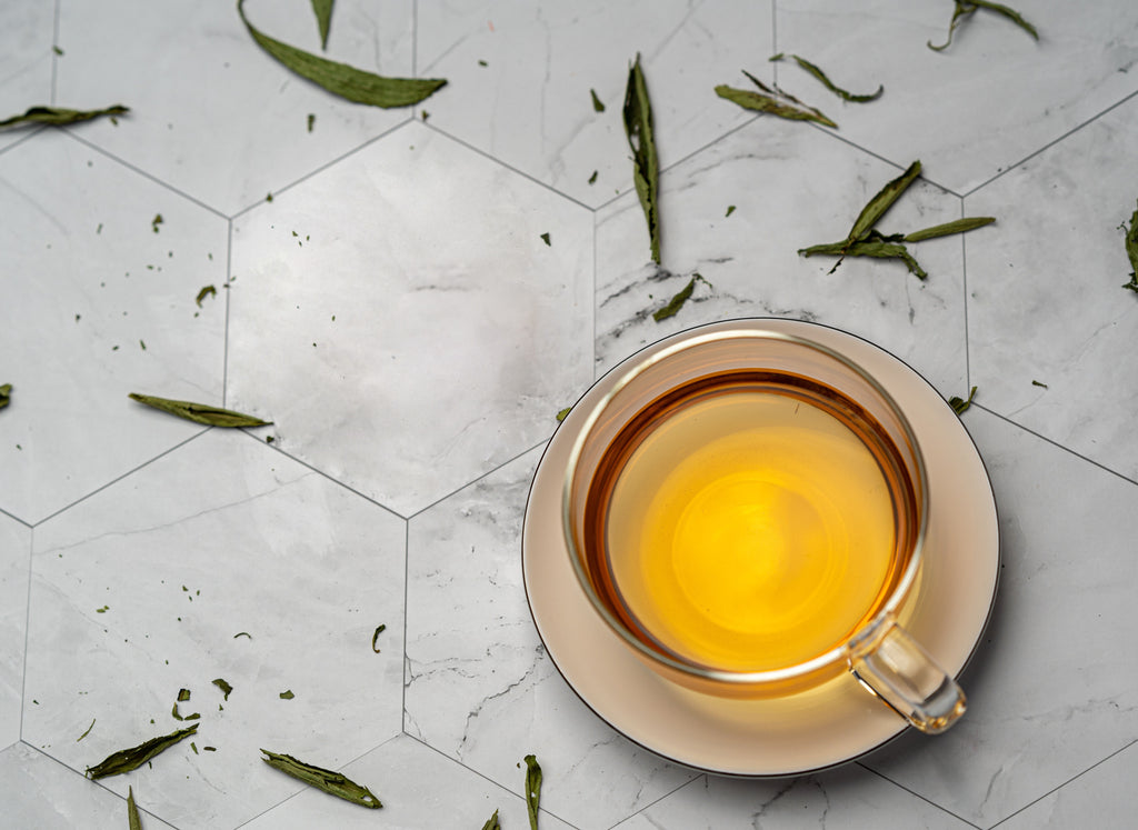 Can you drink tea while fasting?