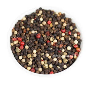 Organic Peppercorn Mixed, Organic - Spice - Spice Hut