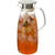Tall Glass Ice Tea Jug , 50-Ounce