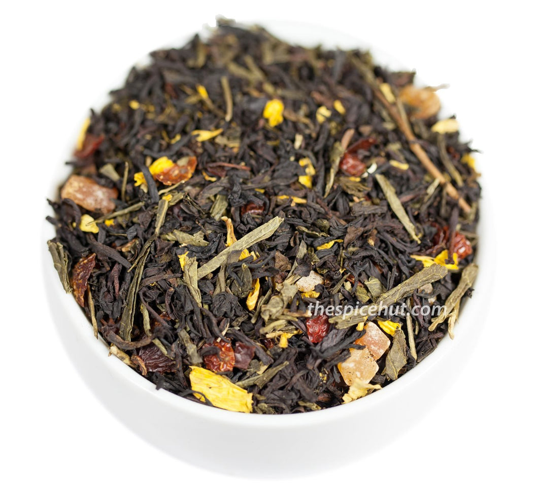 Casablanca, Black Flavored Tea - Spice Hut