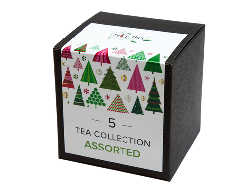Assorted 5 Tea Sampler