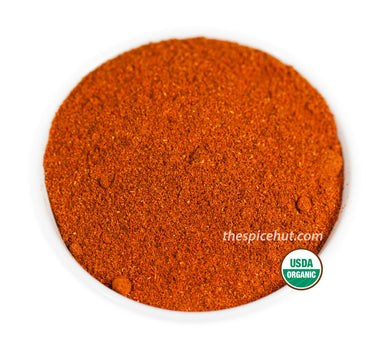 Organic Cayenne Medium 40k, Organic - Chile - Spice Hut