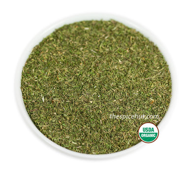 Organic Dill Weed, Organic - Spice - Spice Hut