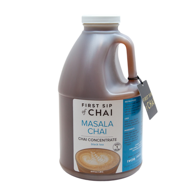 Masala Chai Tea Concentrate - 64 oz Barista Edition