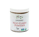 Organic Hot Curry Powder Seasoning - Jar w/ Salt