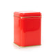 Square Tin - Red