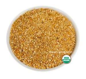 Organic Orange Peel Granules, Spice - Spice Hut