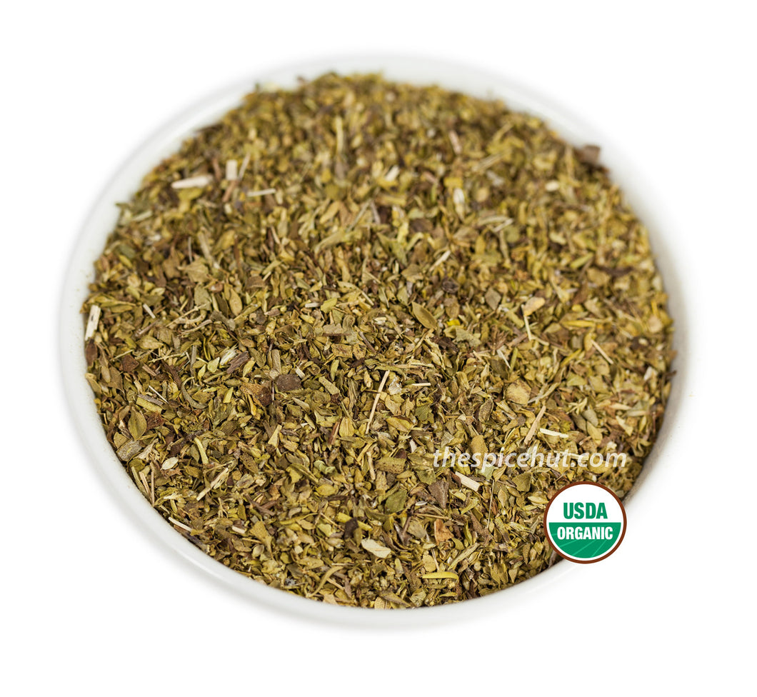 Organic Oregano Greek, Organic - Spice - Spice Hut