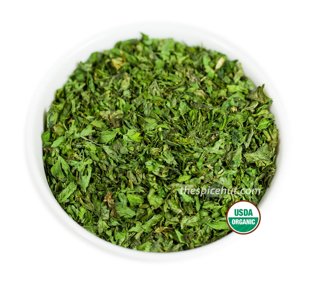 Organic Parsley, Organic - Spice - Spice Hut