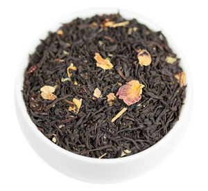 Rose Black Tea | Loose |  Floral | Light