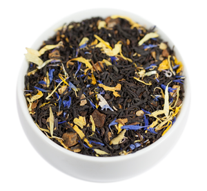 Sunflower Blossoms Black Tea | Loose | Floral | Fruity | Pleasing