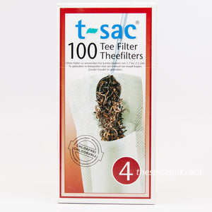 T-Sac - Make your own filter, Tea Accessories - Spice Hut