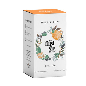 Masala Chai Tea - 16 ct. Tea Box