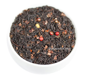 Spicy Chocolate Truffle, Black Flavored Tea - Spice Hut