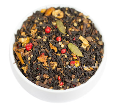 Orange Zest, Black Flavored Tea - Spice Hut