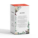 Rooibos Orange Cream Tea - 16 ct. Tea Box - First sip of tea - Fruity, Creamy