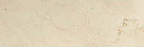 3 X 12 Crema Marfil Marble Honed Field Tile - American Tile Depot - Shower, Backsplash, Bathroom, Kitchen, Deck & Patio, Decorative, Floor, Wall, Ceiling, Powder Room, Indoor, Outdoor, Commercial, Residential, Interior, Exterior