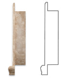 Durango Cream Travertine Hand-Made Custom Shampoo Niche / Shelf - LARGE - Honed - American Tile Depot - Commercial and Residential (Interior & Exterior), Indoor, Outdoor, Shower, Backsplash, Bathroom, Kitchen, Deck & Patio, Decorative, Floor, Wall, Ceiling, Powder Room - 3