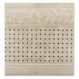 "Crema Marfil Marble Polished 1"" Mini Hexagon Mosaic Tile - American Tile Depot - Commercial and Residential (Interior & Exterior), Indoor, Outdoor, Shower, Backsplash, Bathroom, Kitchen, Deck & Patio, Decorative, Floor, Wall, Ceiling, Powder Room - 5"