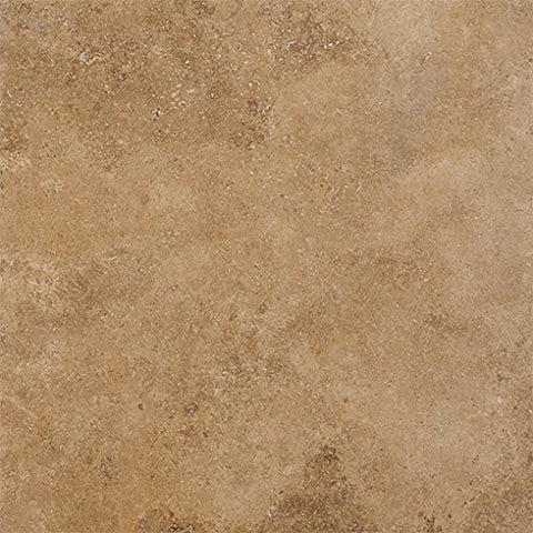 18 X 18 Noce Travertine Filled & Honed  Field Tile - American Tile Depot - Shower, Backsplash, Bathroom, Kitchen, Deck & Patio, Decorative, Floor, Wall, Ceiling, Powder Room, Indoor, Outdoor, Commercial, Residential, Interior, Exterior