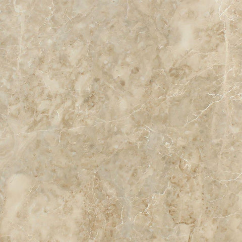 12 X 12 Cappuccino Marble Polished Field Tile - American Tile Depot - Shower, Backsplash, Bathroom, Kitchen, Deck & Patio, Decorative, Floor, Wall, Ceiling, Powder Room, Indoor, Outdoor, Commercial, Residential, Interior, Exterior