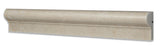Crema Marfil Marble Honed OG-1 Chair Rail Molding Trim - American Tile Depot - Commercial and Residential (Interior & Exterior), Indoor, Outdoor, Shower, Backsplash, Bathroom, Kitchen, Deck & Patio, Decorative, Floor, Wall, Ceiling, Powder Room - 1