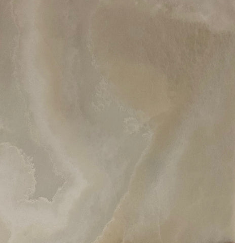 18 X 18 Premium White Onyx CROSS-CUT Polished Field Tile