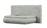 Carrara White Marble Hand-Made Custom Soap Holder - Soap Dish - Polished - American Tile Depot - Commercial and Residential (Interior & Exterior), Indoor, Outdoor, Shower, Backsplash, Bathroom, Kitchen, Deck & Patio, Decorative, Floor, Wall, Ceiling, Powder Room - 1