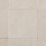 4 X 4 Crema Marfil Marble Honed Field Tile - American Tile Depot - Commercial and Residential (Interior & Exterior), Indoor, Outdoor, Shower, Backsplash, Bathroom, Kitchen, Deck & Patio, Decorative, Floor, Wall, Ceiling, Powder Room - 2