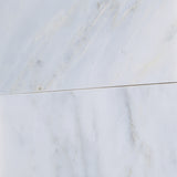 6 X 12 Oriental White / Asian Statuary Marble Honed Subway Brick Field Tile - American Tile Depot - Commercial and Residential (Interior & Exterior), Indoor, Outdoor, Shower, Backsplash, Bathroom, Kitchen, Deck & Patio, Decorative, Floor, Wall, Ceiling, Powder Room - 5