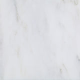 6 X 12 Oriental White / Asian Statuary Marble Honed Subway Brick Field Tile - American Tile Depot - Commercial and Residential (Interior & Exterior), Indoor, Outdoor, Shower, Backsplash, Bathroom, Kitchen, Deck & Patio, Decorative, Floor, Wall, Ceiling, Powder Room - 10