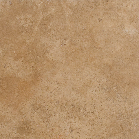 12 X 12 Walnut Travertine Tumbled Field Tile - American Tile Depot - Shower, Backsplash, Bathroom, Kitchen, Deck & Patio, Decorative, Floor, Wall, Ceiling, Powder Room, Indoor, Outdoor, Commercial, Residential, Interior, Exterior