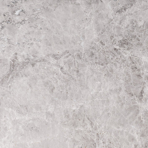12 X 12 Tundra Gray (Atlantic Gray) Marble Polished Filed Tile