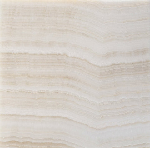 12 X 12 Premium White Onyx VEIN-CUT Polished Field Tile - American Tile Depot - Shower, Backsplash, Bathroom, Kitchen, Deck & Patio, Decorative, Floor, Wall, Ceiling, Powder Room, Indoor, Outdoor, Commercial, Residential, Interior, Exterior