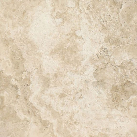 18 X 18 Durango Cream Travertine Filled & Honed Field Tile - American Tile Depot - Shower, Backsplash, Bathroom, Kitchen, Deck & Patio, Decorative, Floor, Wall, Ceiling, Powder Room, Indoor, Outdoor, Commercial, Residential, Interior, Exterior