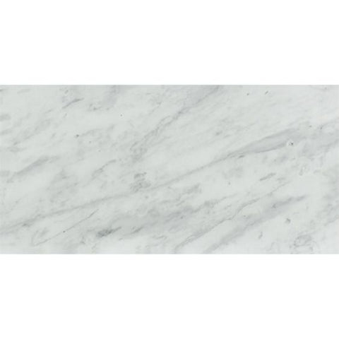 12 X 24 Bianco Venatino (Bianco Mare) Marble Polished Field Tile - American Tile Depot - Shower, Backsplash, Bathroom, Kitchen, Deck & Patio, Decorative, Floor, Wall, Ceiling, Powder Room, Indoor, Outdoor, Commercial, Residential, Interior, Exterior