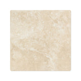 12 X 12 Durango Cream Travertine Tumbled Field Tile - American Tile Depot - Shower, Backsplash, Bathroom, Kitchen, Deck & Patio, Decorative, Floor, Wall, Ceiling, Powder Room, Indoor, Outdoor, Commercial, Residential, Interior, Exterior